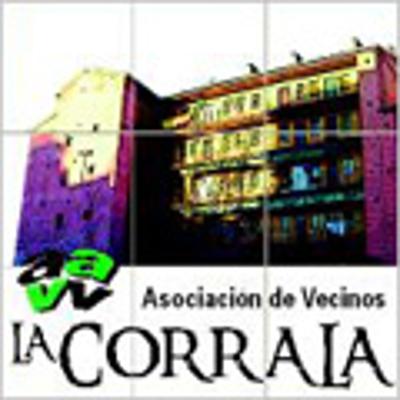 Asociación de Vecinos La Corrala   La Latina - Rastro - Lavapiés   Madrid   Logo
