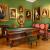 Sala de billar | Museo Nacional del Romanticismo | Madrid